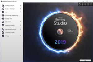 Ashampoo Burning Studio 2019