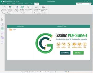 Gaaiho PDF Reader